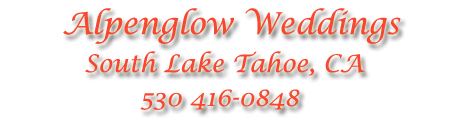 Alpenglow Weddings address and contact information