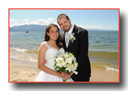 Newlyweds talk about Alpenglow Weddings
