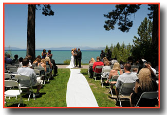 Regan Beach Park Wedding